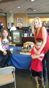 Leonard - Barnes and Noble event photo