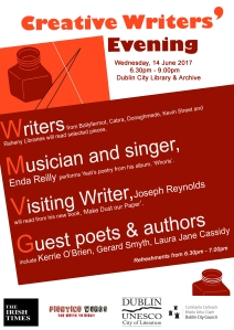 Reynolds - Creative Writers 07-17