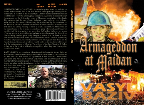Baziv - Armageddon - Cover - 9781681142272 - Painting