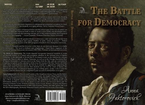 Faktorovich - Democracy - Full Cover - 9781681142234