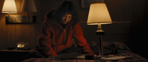 Kumiko Looking at Maps