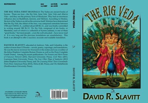 Slavitt - Veda - Cover - 9781681142159 - 2