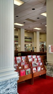Library - Inside
