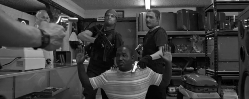 Fig 16 - Matthew Gubler, Hannibal Buress, Kyle Gallner and Adam Nee