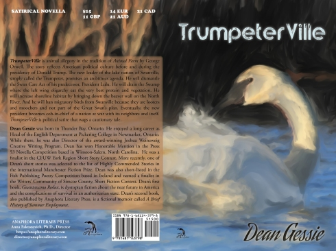 Gessie - TrumpeterVille - Cover - 9781681143798-Perfect