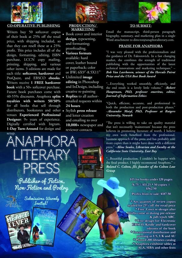 Services   Anaphora Literary Press