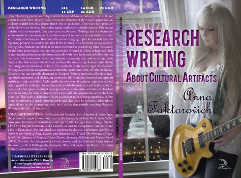 Faktorovich - Research Writing - Cover - 9781681144368-Perfect