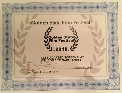 Golden State Film Festival - golden state award