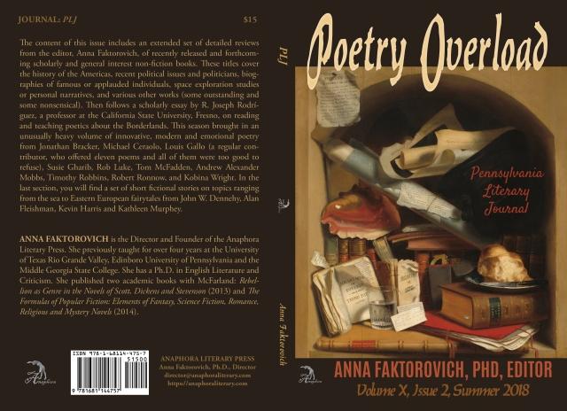 Book Reviews Fall 2018 Anaphora Literary Press