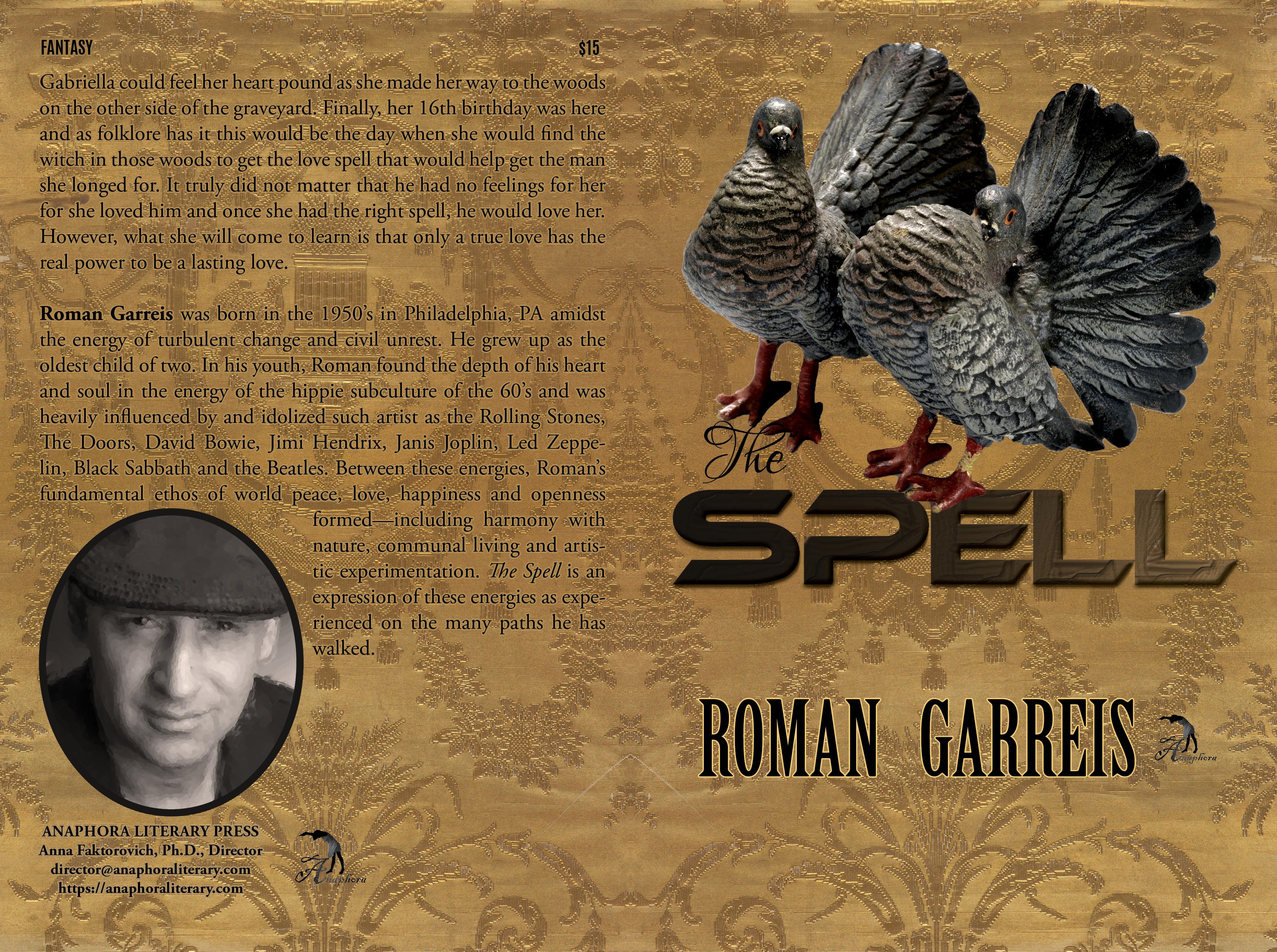 Garreis - Spell - Cover